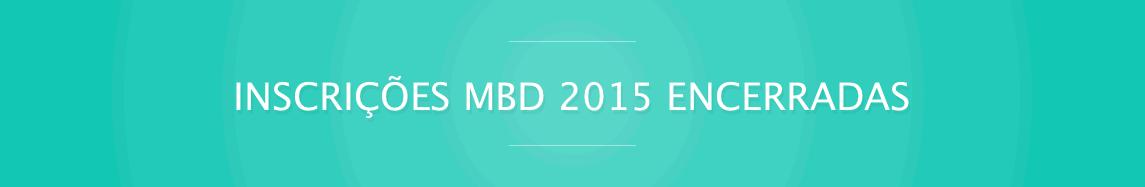Inscrições 2015