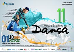 11ª Mostra Brasileira de Dança abre o leque de opções do dançar